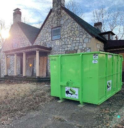 Bin there dump that dumpster rental
