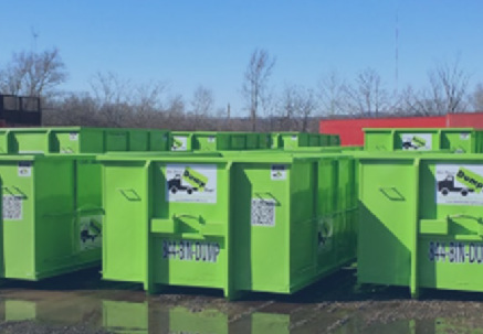Rent a Dumpster in Muskegon MI